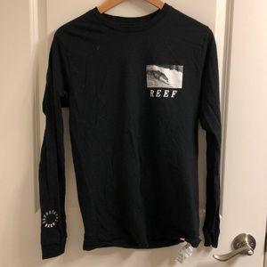Men's Black Reef Shirt